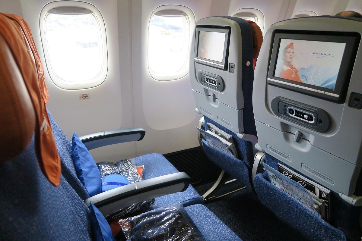 Flight Review Aeroflot 777 300er Economy Moscow To Nyc