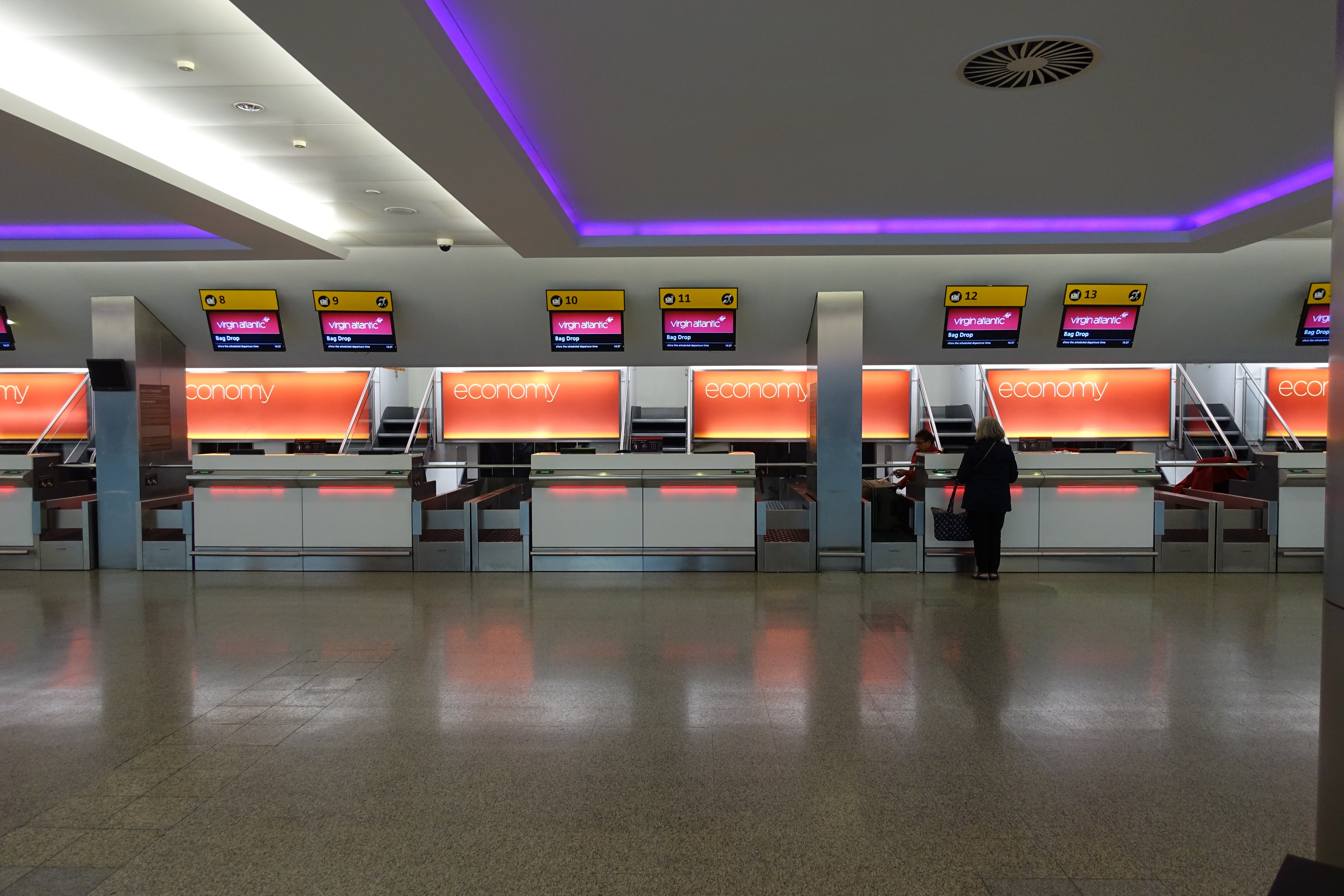 Review Virgin Atlantic 787 9 Premium Economy Lhr To Ewr