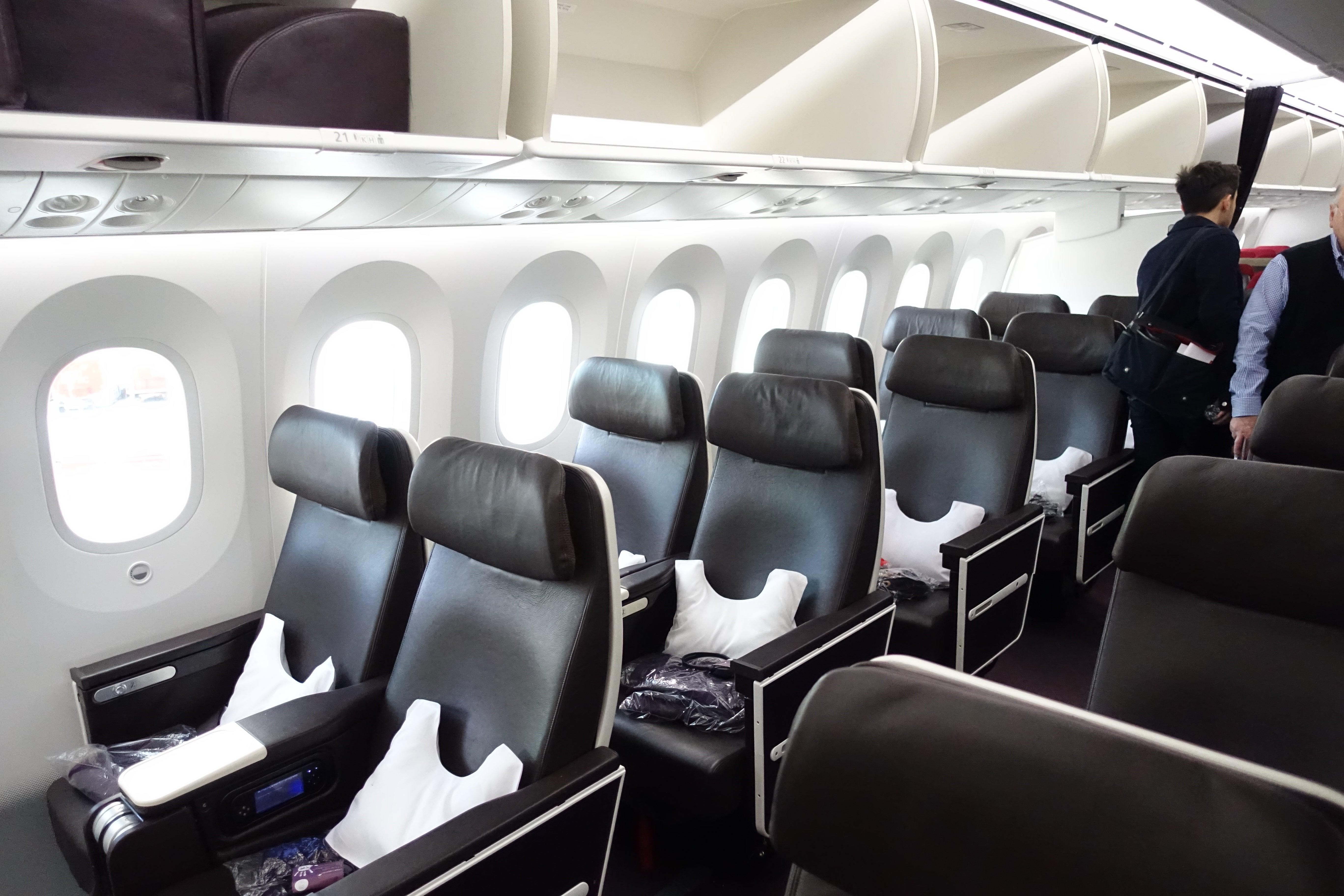 405049c123d9 Review  Virgin Atlantic (787-9) Premium Economy