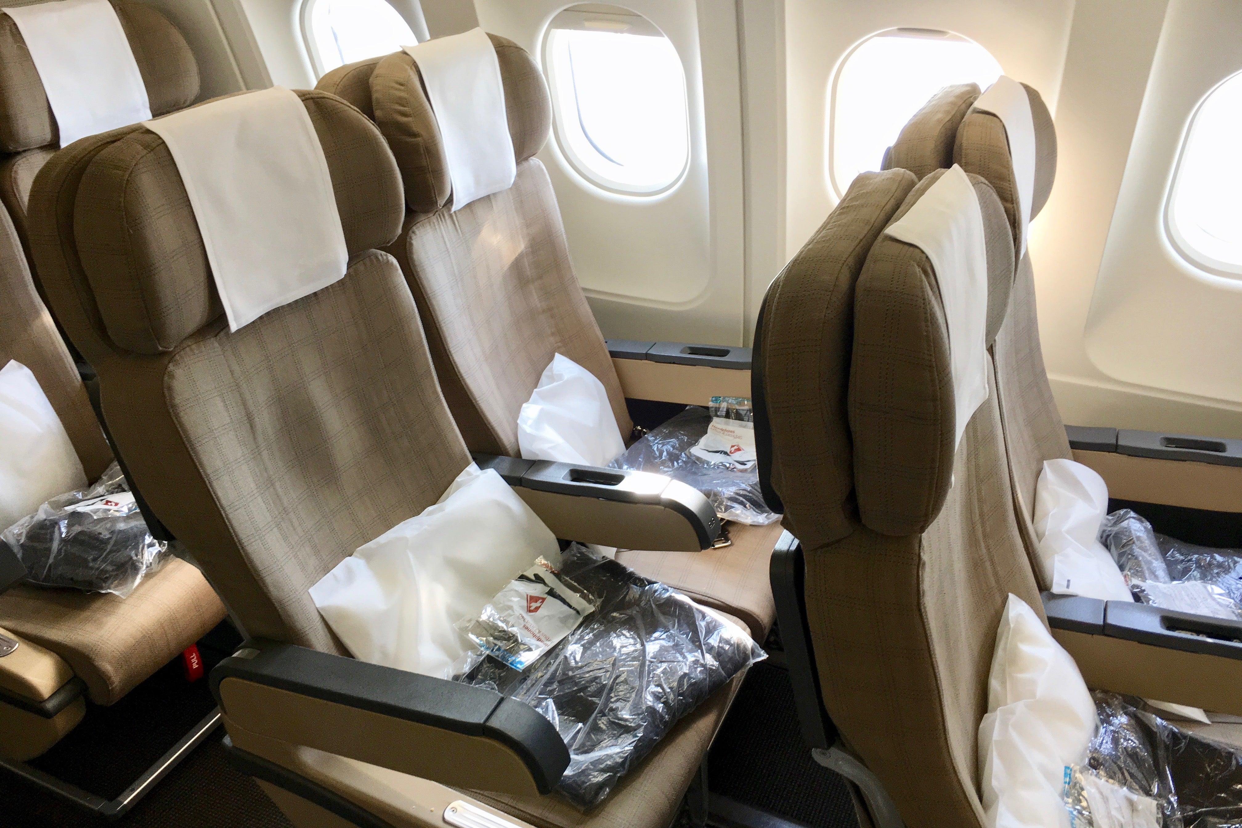 Flight Review: Swiss (A340-300) Economy, Zurich to Boston