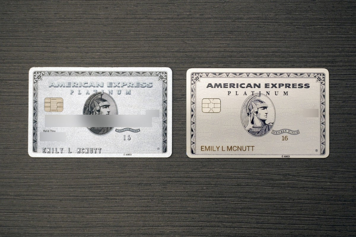Unboxing: The Brand-New Metal American Express Platinum Card
