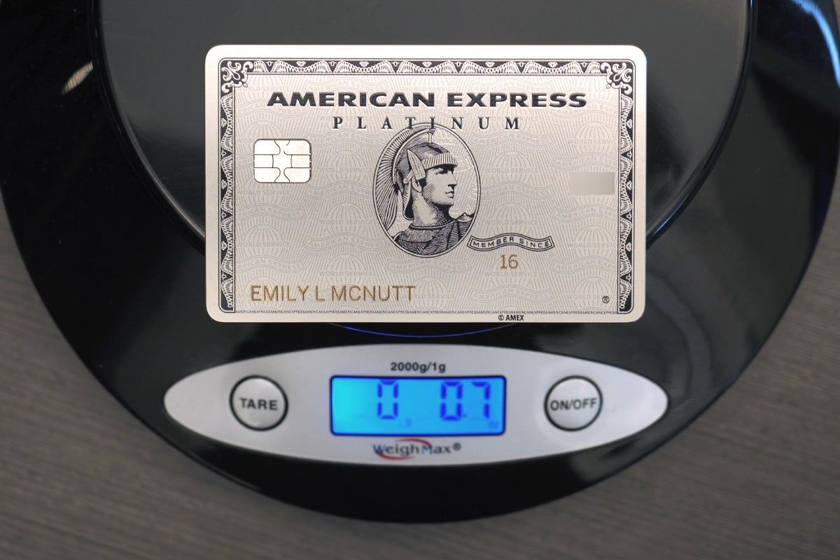 Unboxing The Brand New Metal American Express Platinum Card