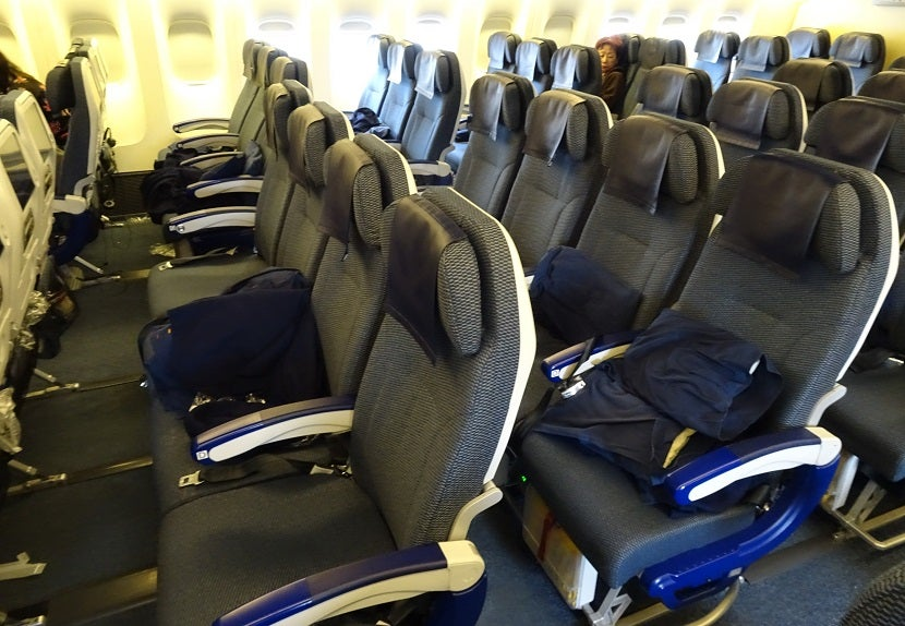 Flight Review: ANA (777-300) Economy from LA to Tokyo