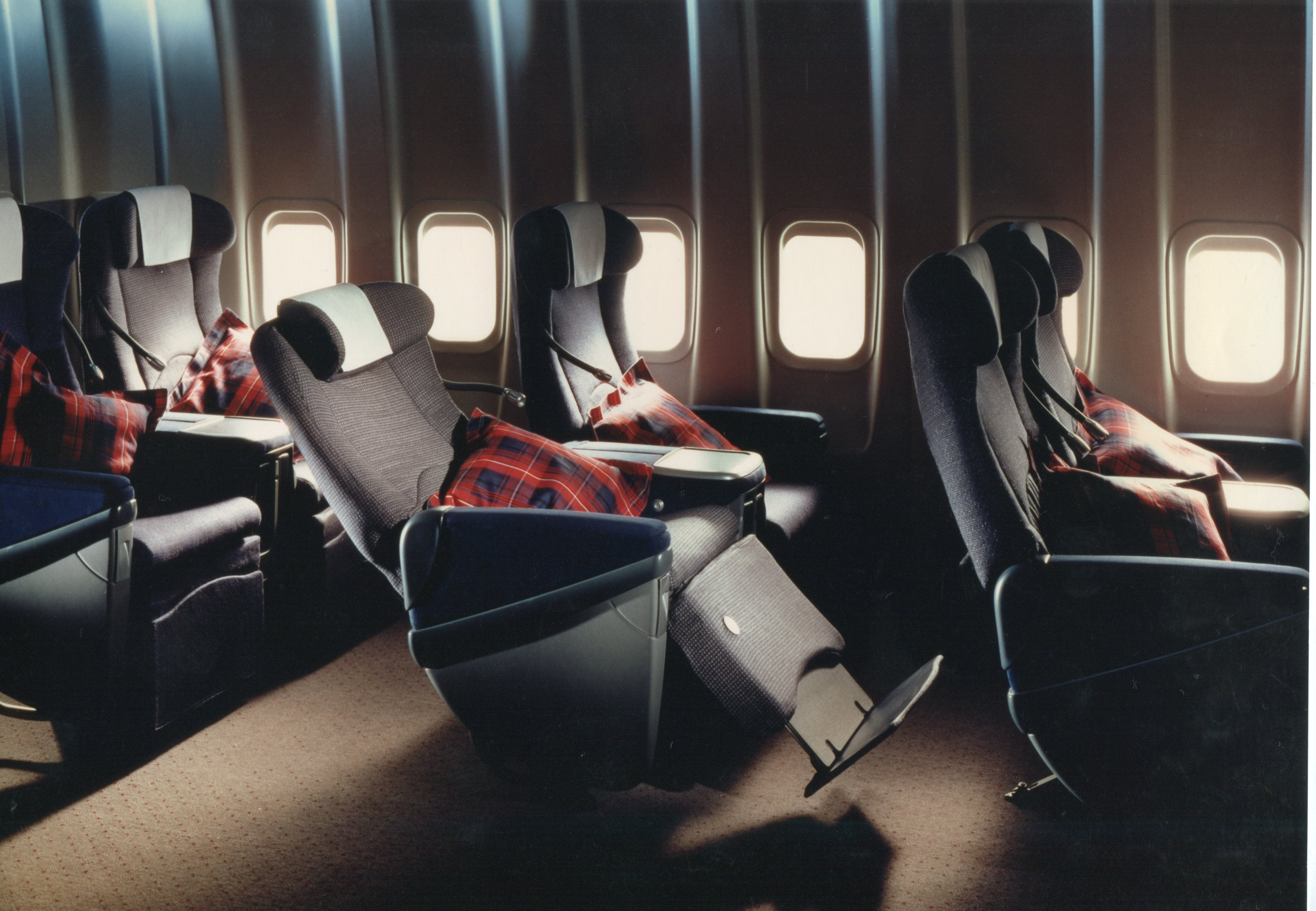 How We Got to Flat: The Evolution of Business Class