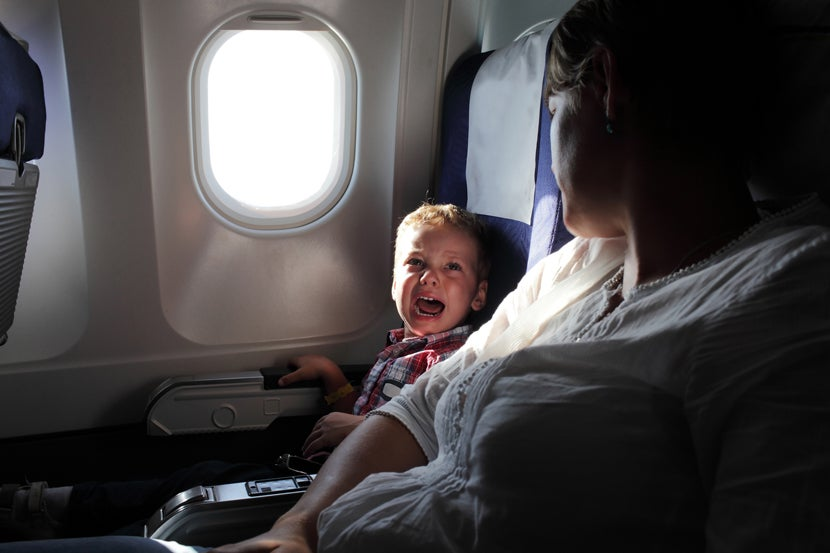 6 Things To Keep In Mind Before Your Child S First Flight