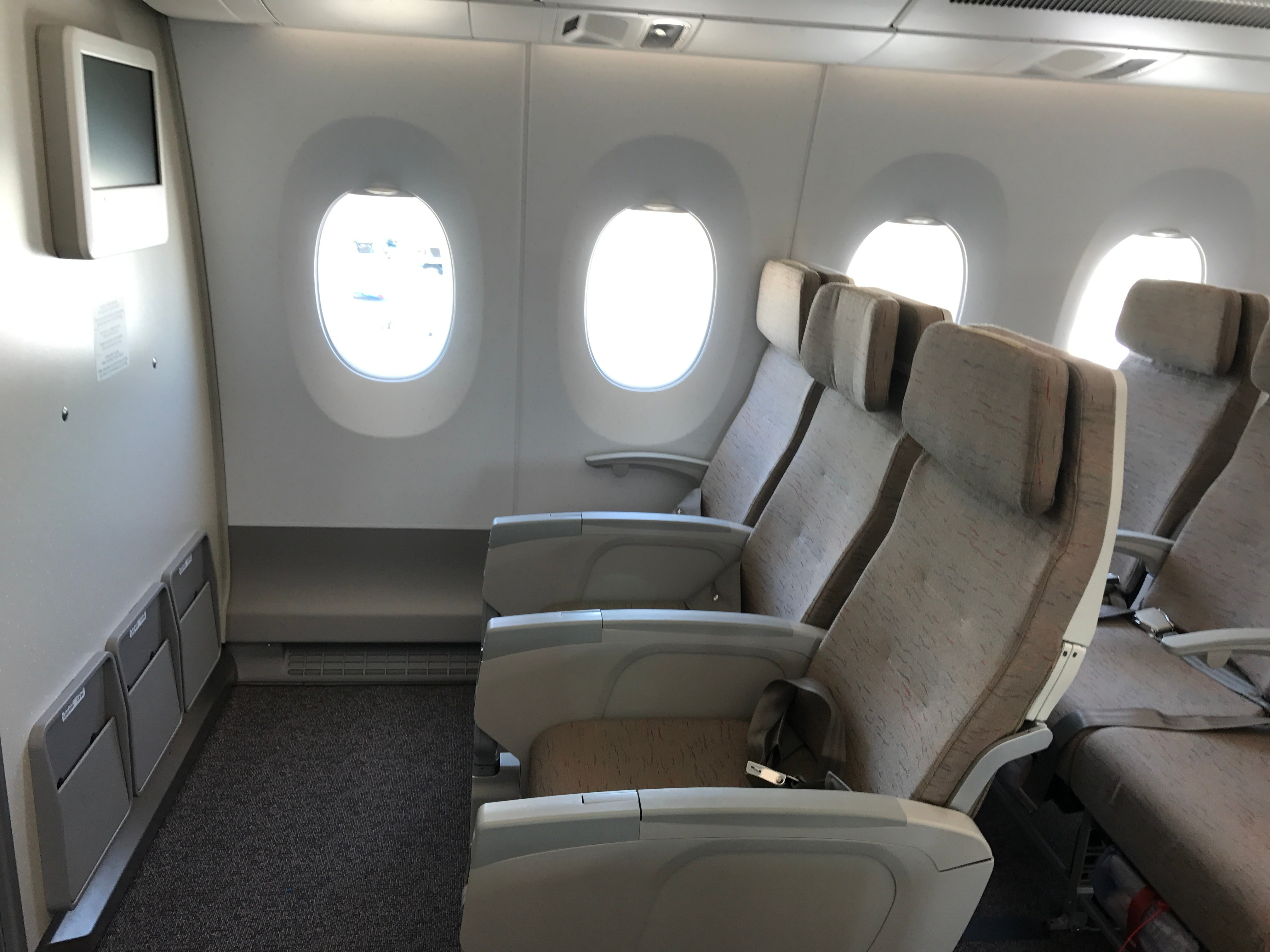 Where To Sit In Asiana Airlines A350 Economy Classes