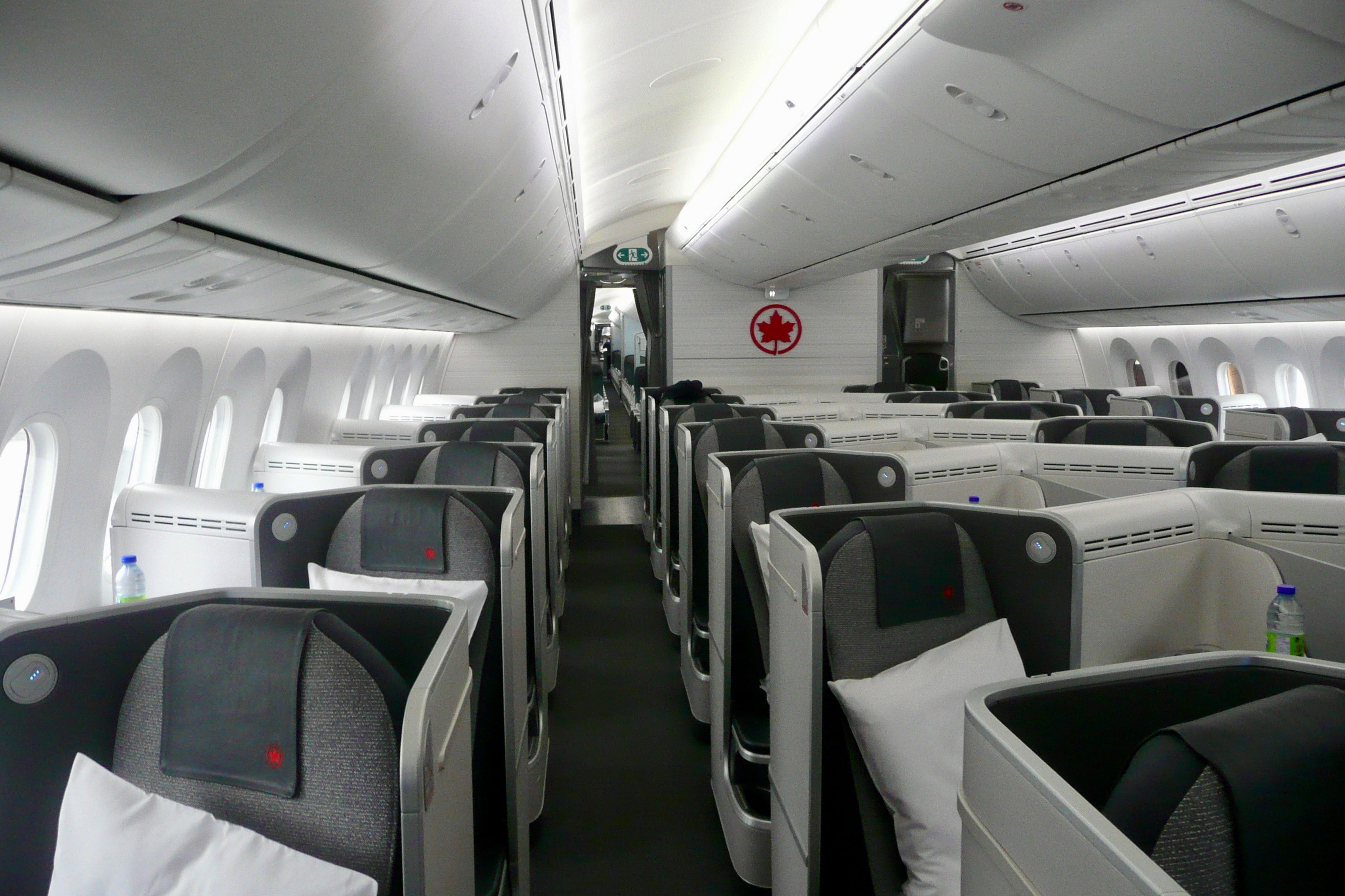 Review: Air Canada (787-9) Business Class, Tokyo to Toronto