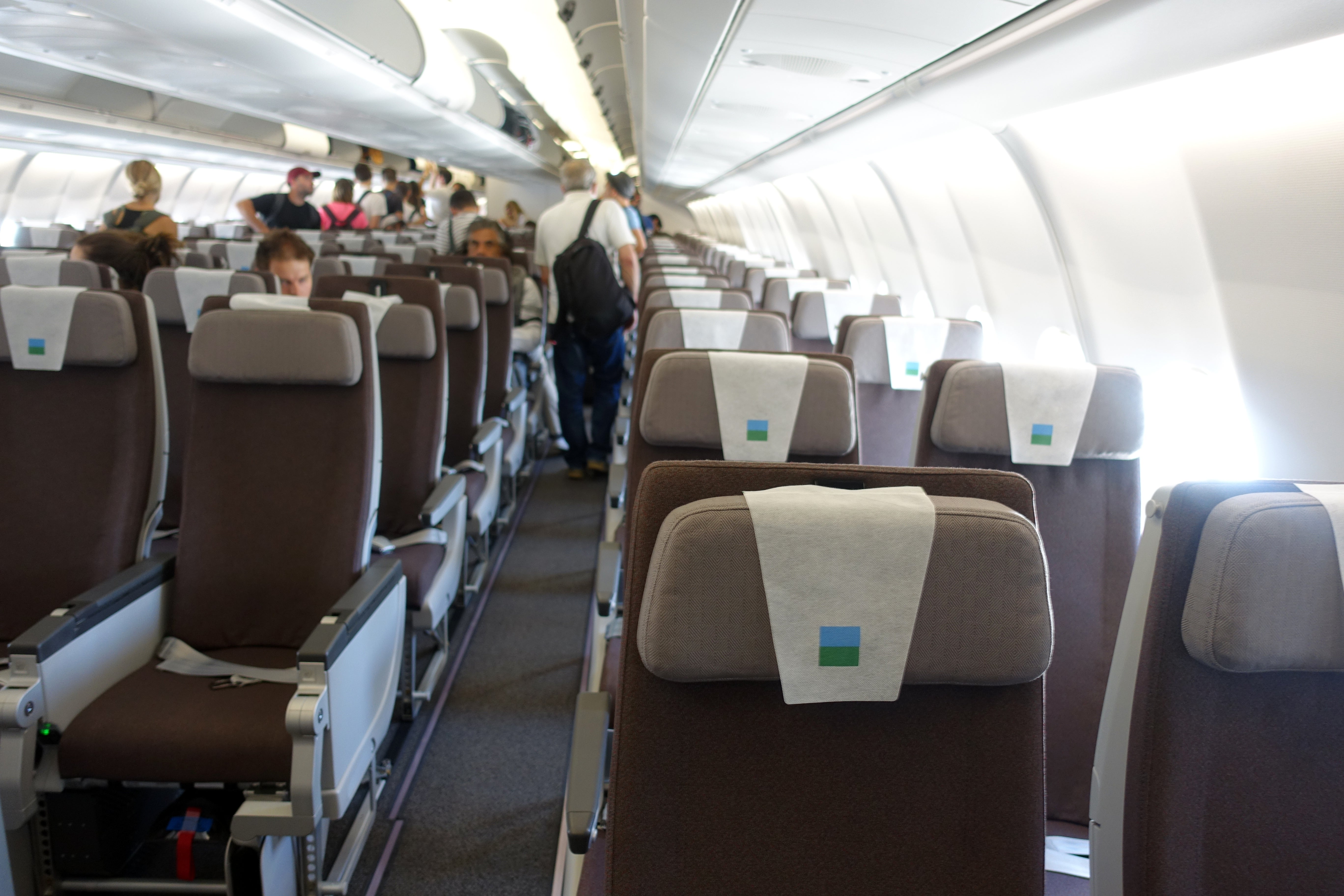 Flight Review Level A330 200 Economy Barcelona To Lax