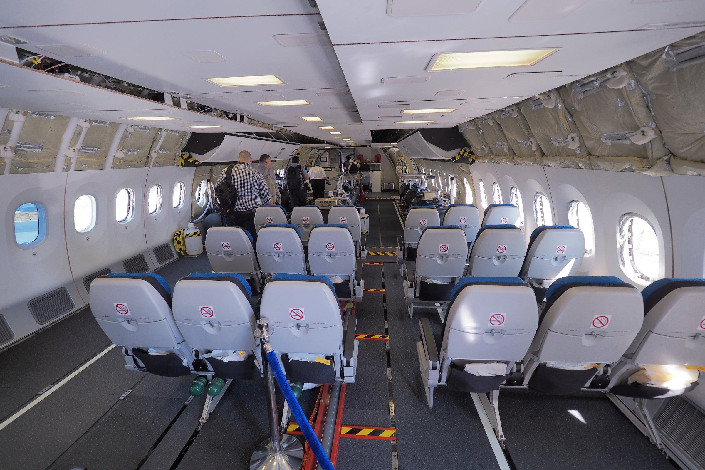 Delightful Boeing 787 10 PAS Tour