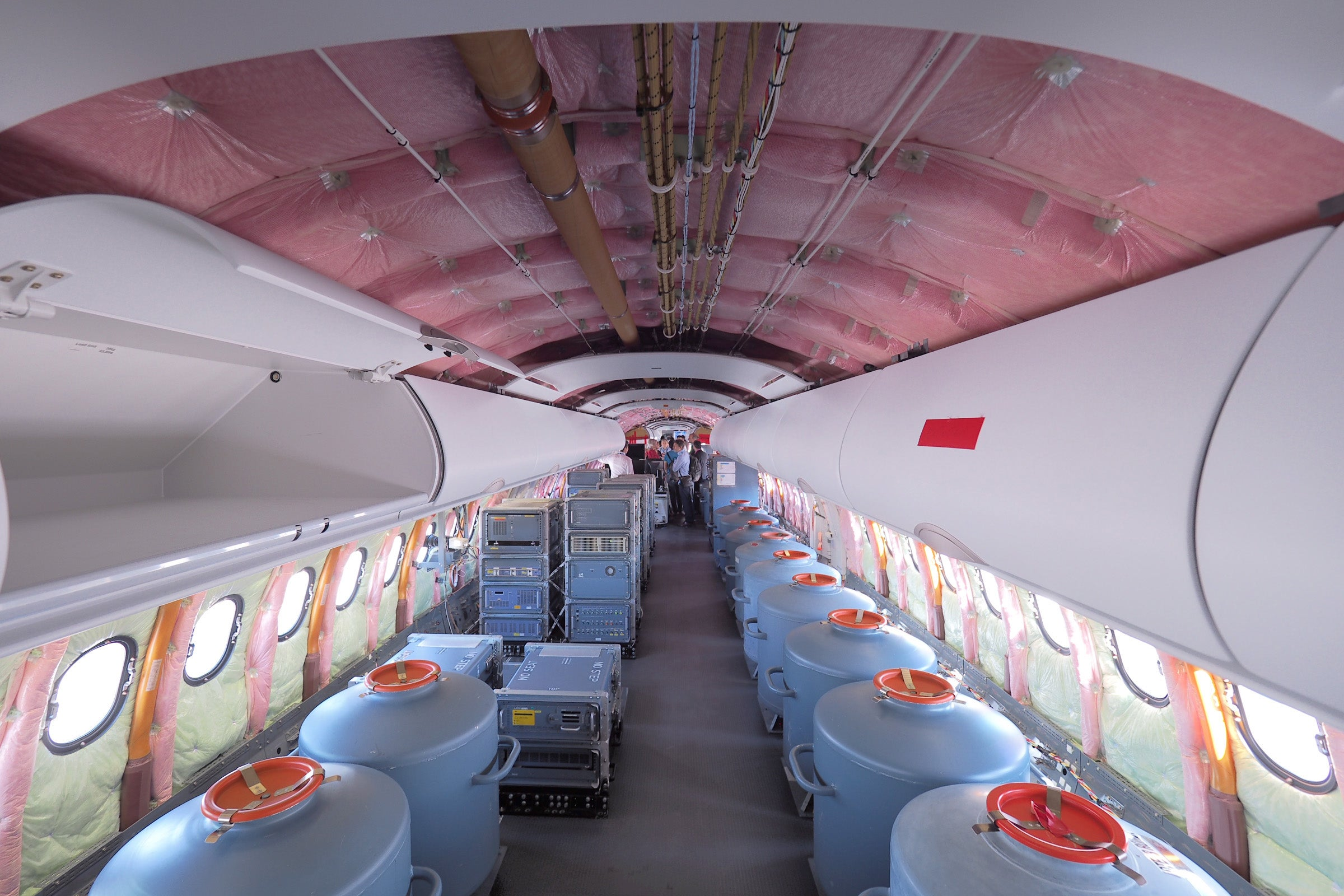 How To Test A Ballast >> Inside Airbus' A321neo, the Plane JetBlue May Fly to Europe