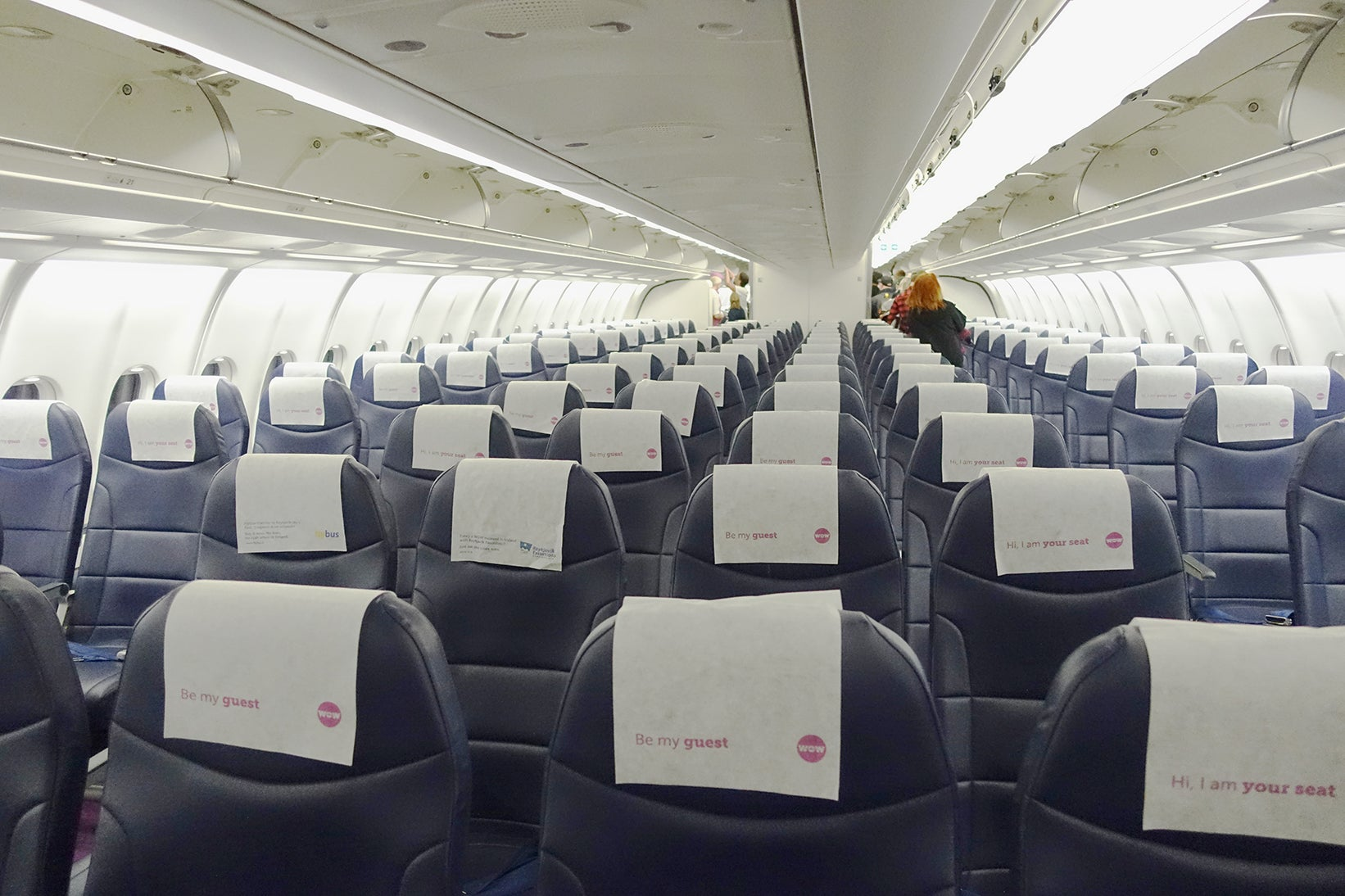 Flight Review Wow Air A330 Economy From San Francisco