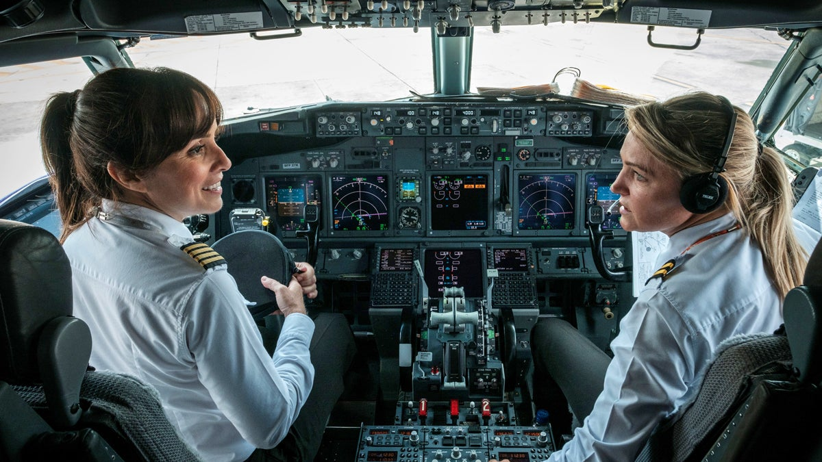 The path to becoming an airline captain -- how pilots climb the ranks