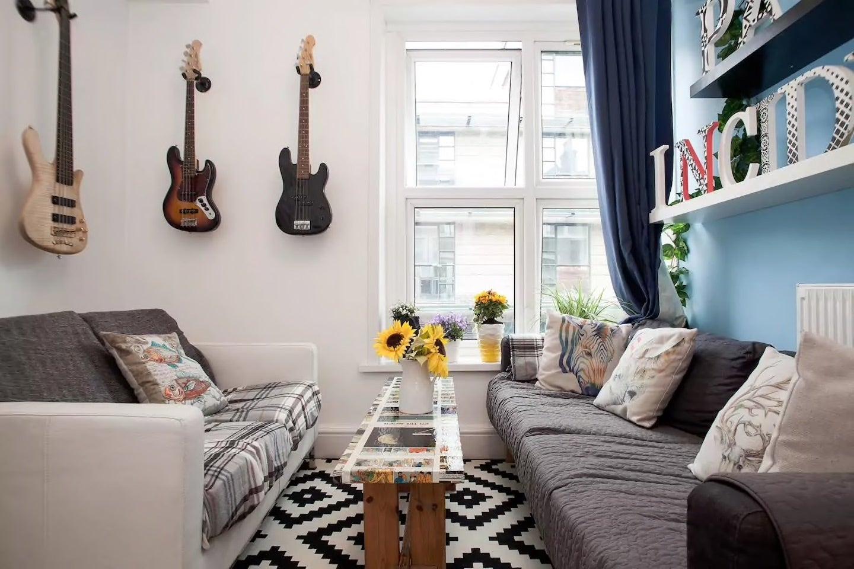 Brick Lane Airbnb