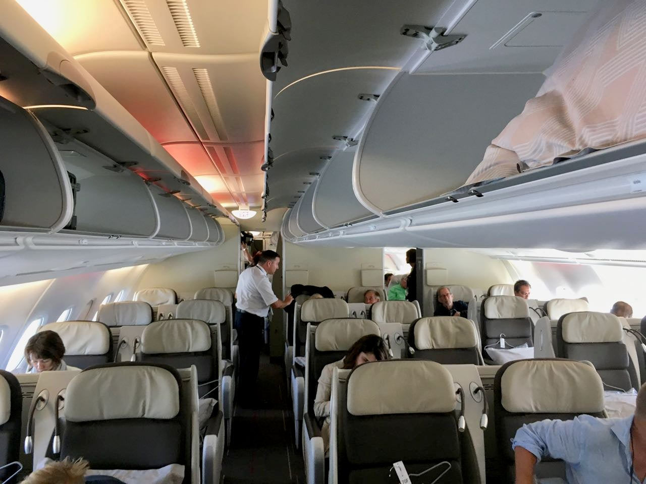 Dods Improper Use Of First And Business Class Airline Travel