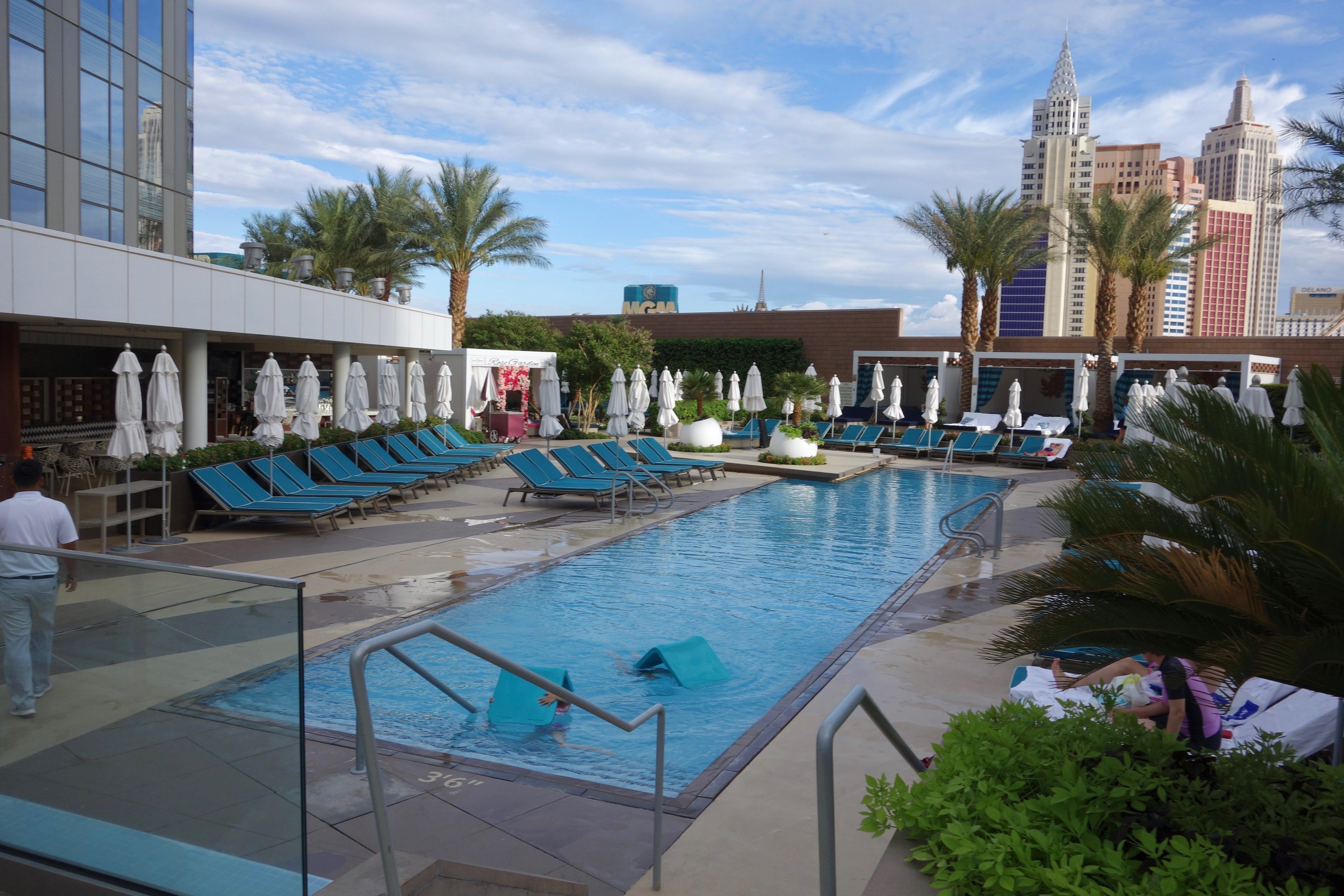Hotel Review: Mandarin Oriental, Las Vegas