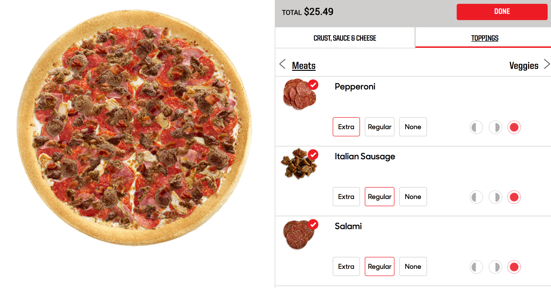 "maximizing pizza hut's new ""hut rewards"" loyalty program"