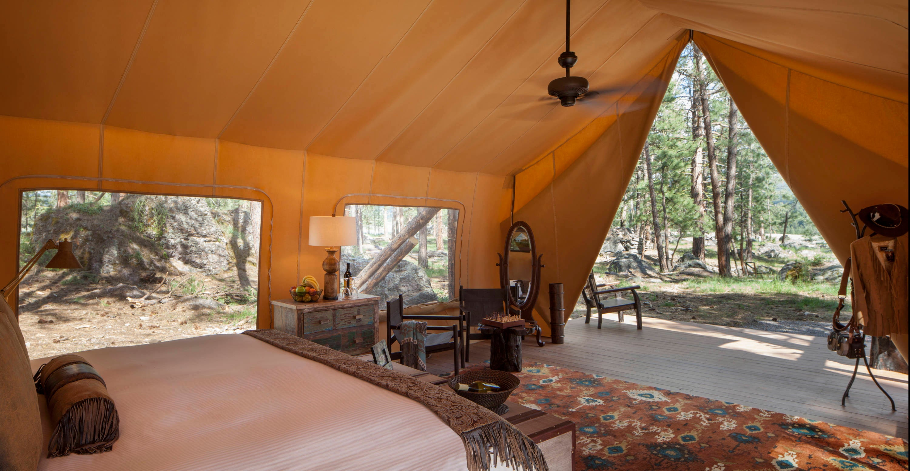 Best Places To Go Glamping In The Us