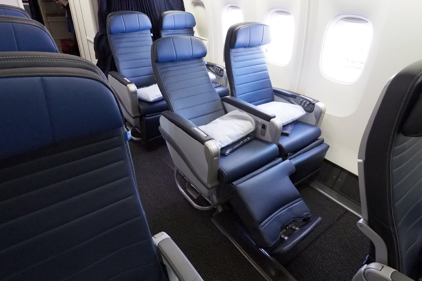 The Closest Thing You'll Get to Premium Economy on United
