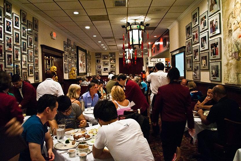Image result for Peking Gourmet Inn, Washington D.C.