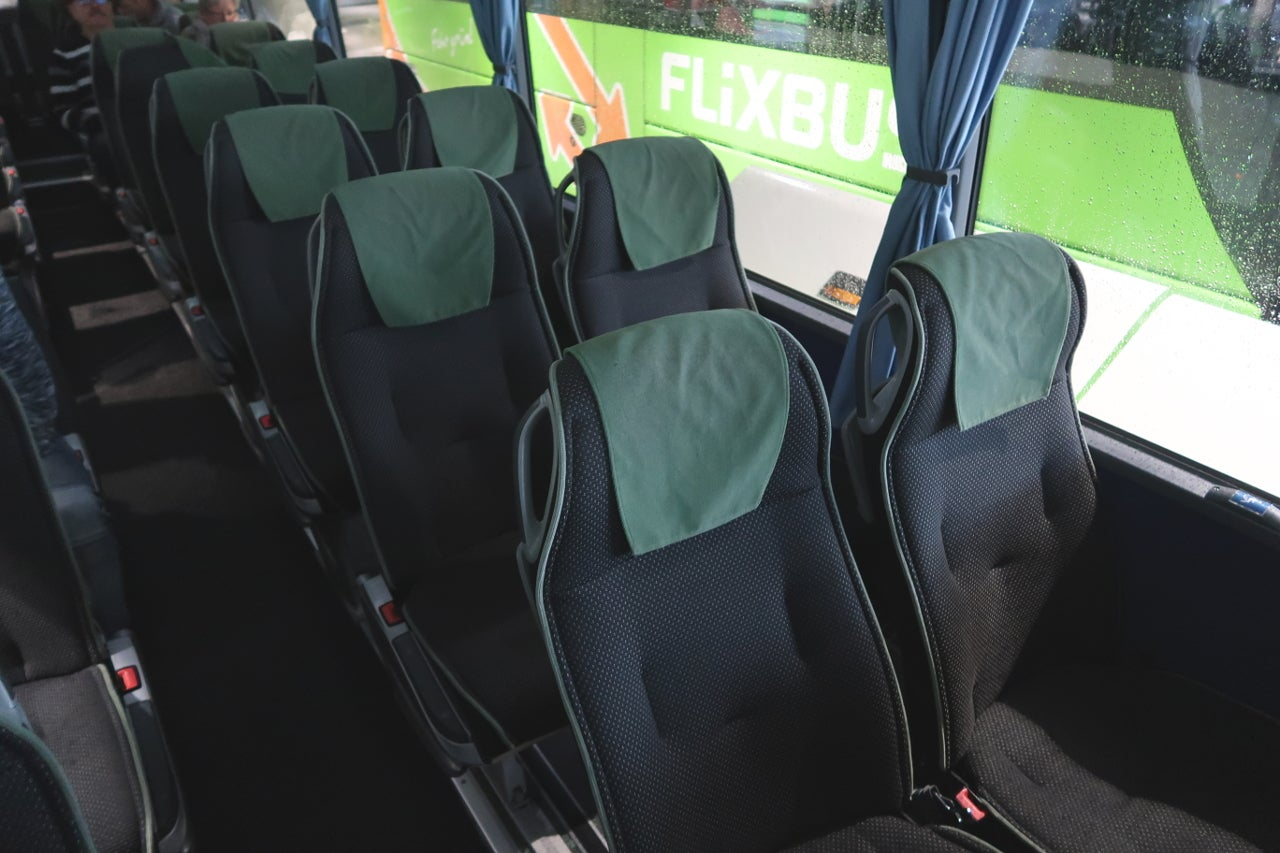 review flixbus from munich to stuttgart airport in germany. Black Bedroom Furniture Sets. Home Design Ideas