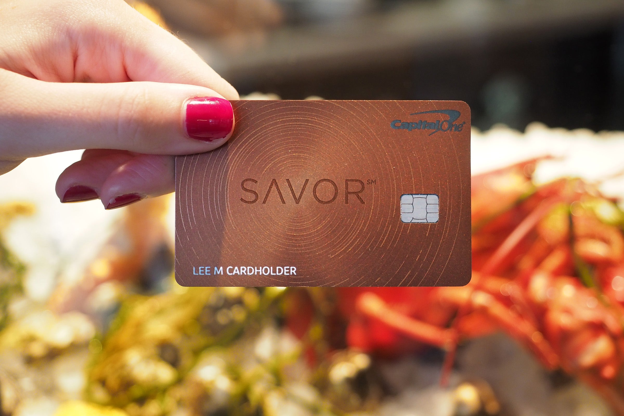 capital one launches savor card with 3 cash back on dining