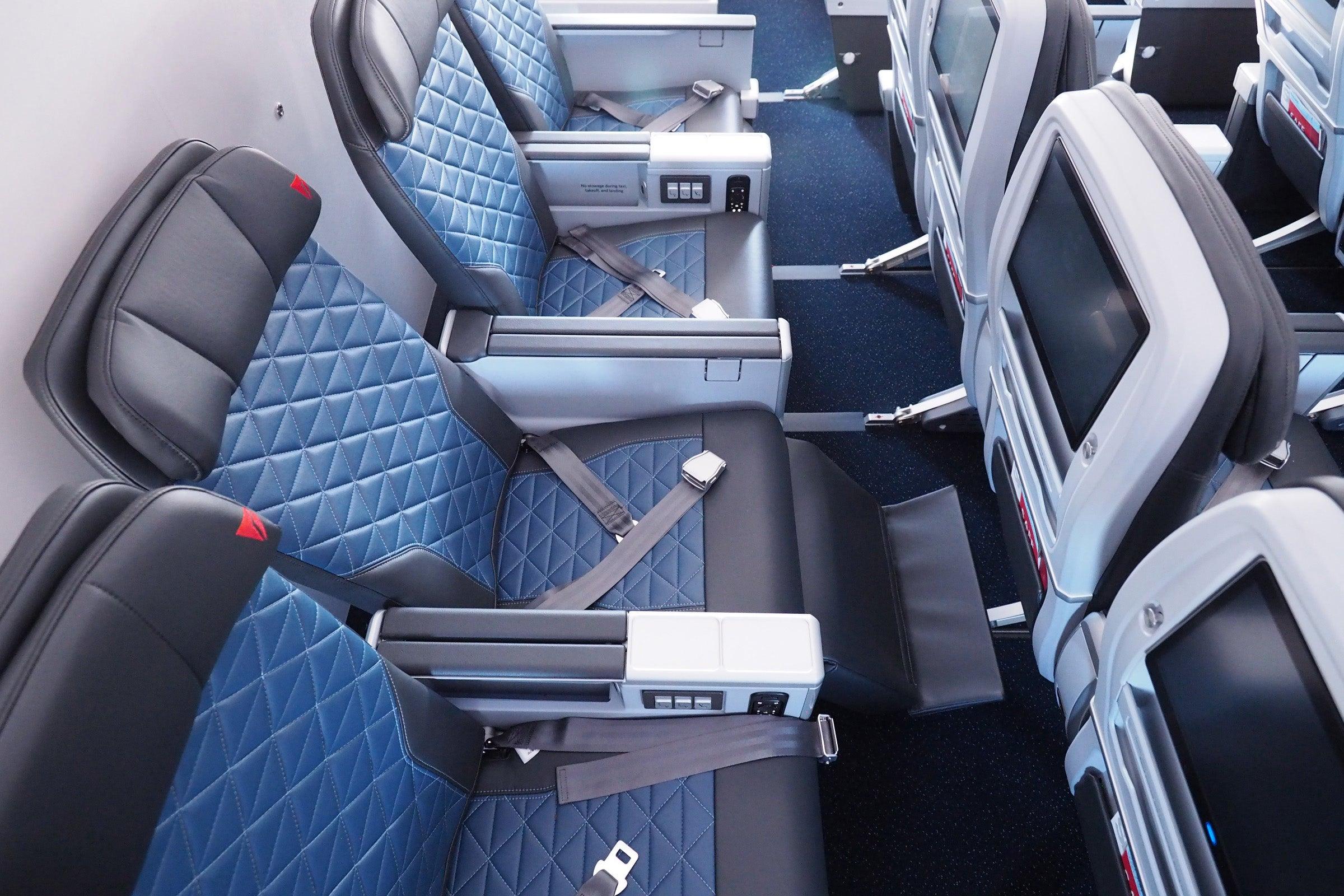 Delta Preferred Seat Nice Houzz