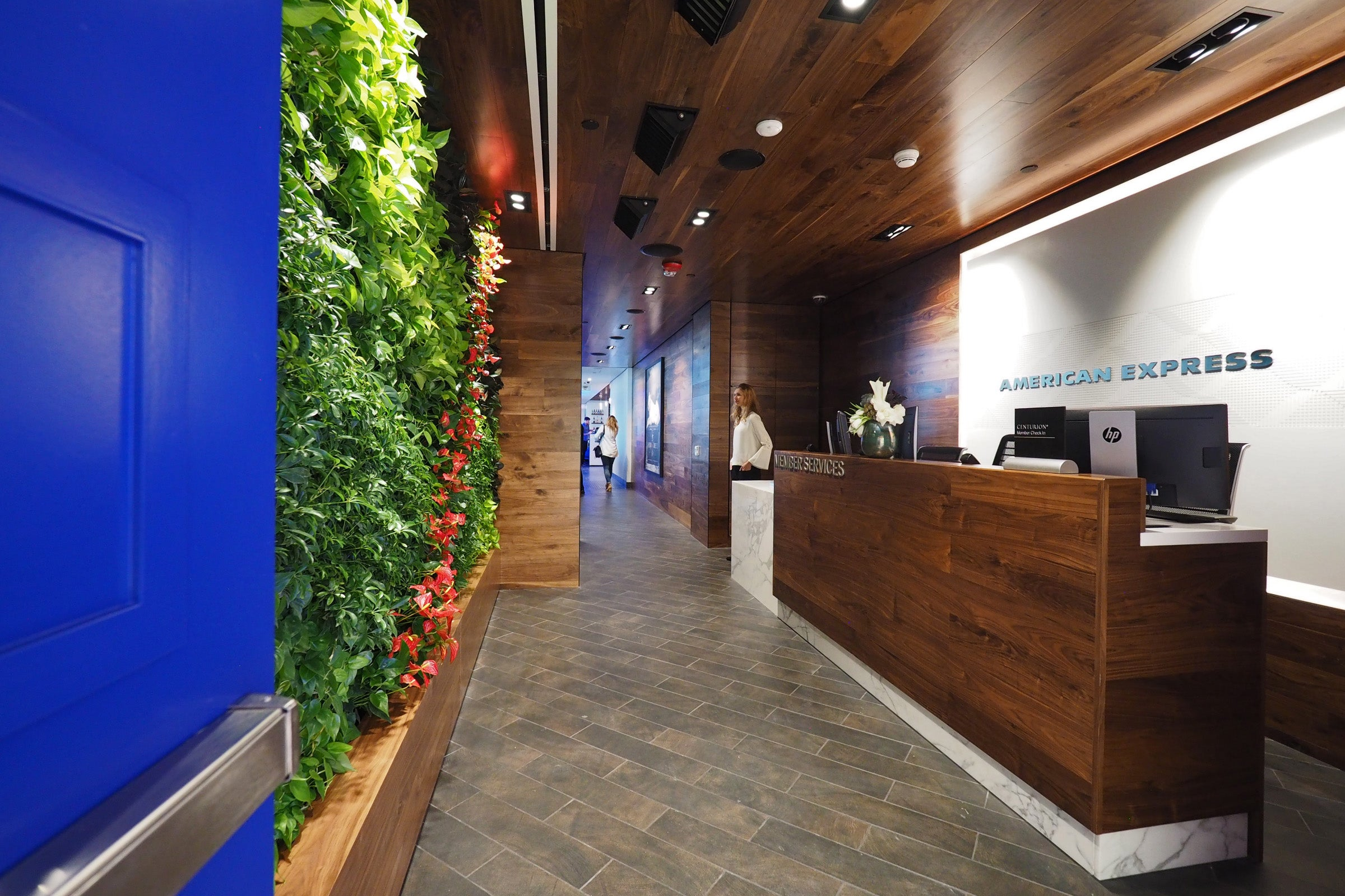 First Look At Philadelphia S Brand New Amex Centurion Lounge