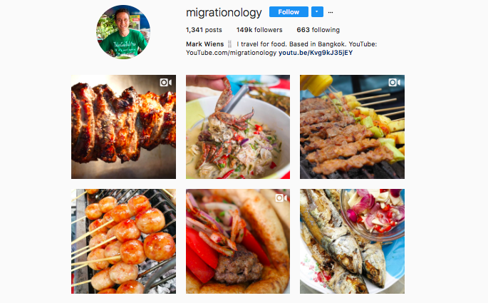 7 traveling foodies you should be following on instagram 1 forumfinder Image collections