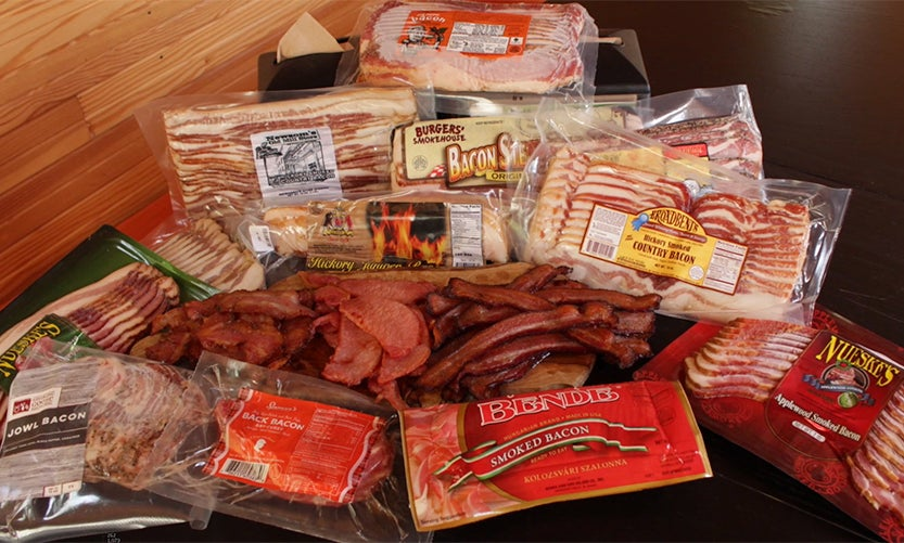 Bacon Of The Month Club Food Network