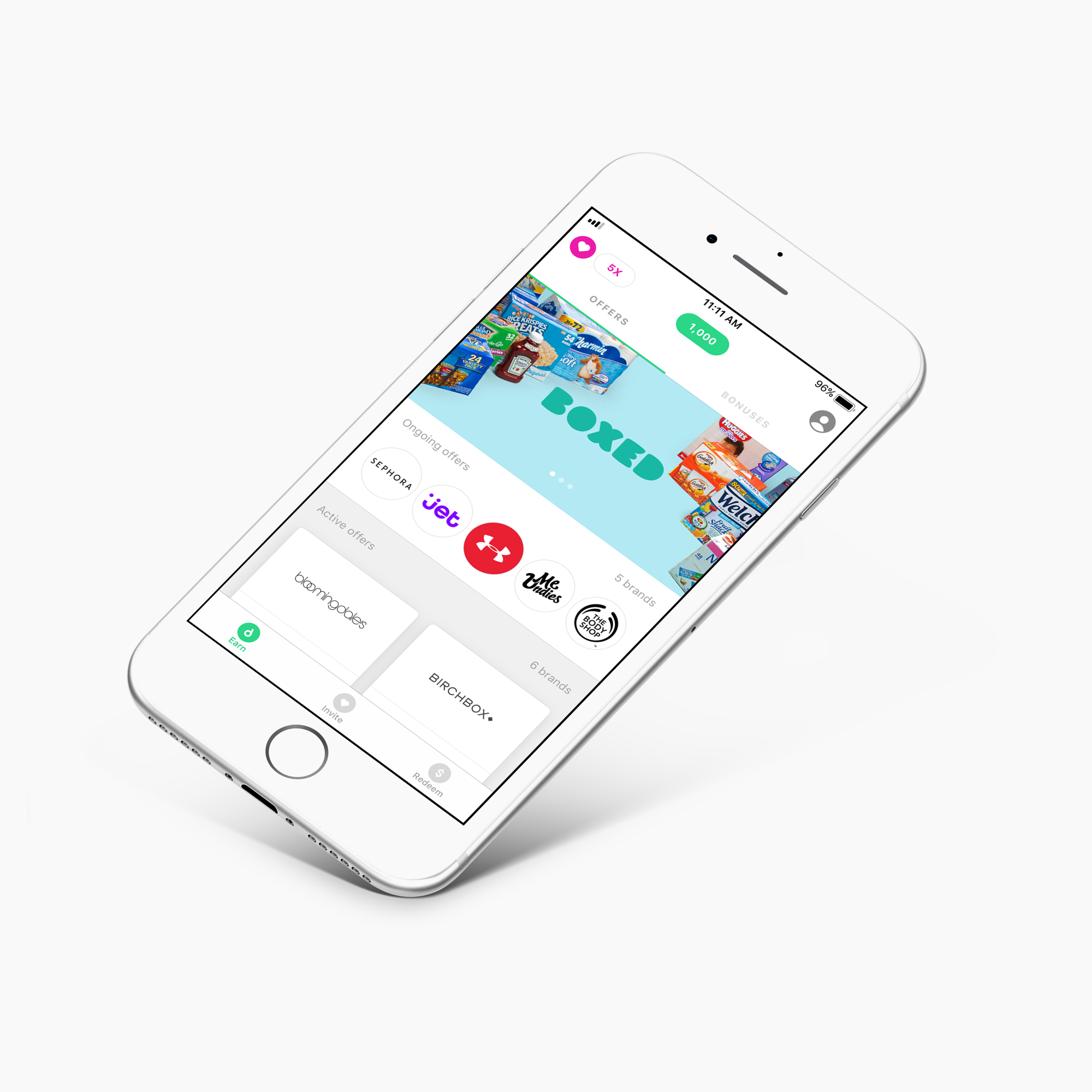 """App Review: """"Drop"""" Aims To Help Users Earn Free Gift Cards"""