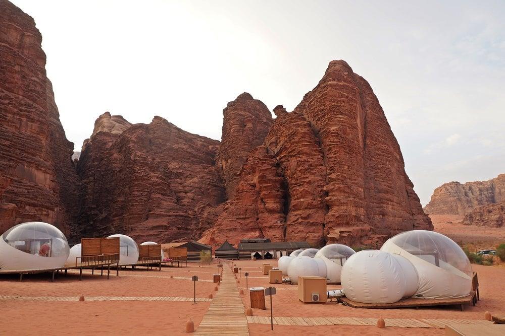 Luxury Hotels In Petra Jordan