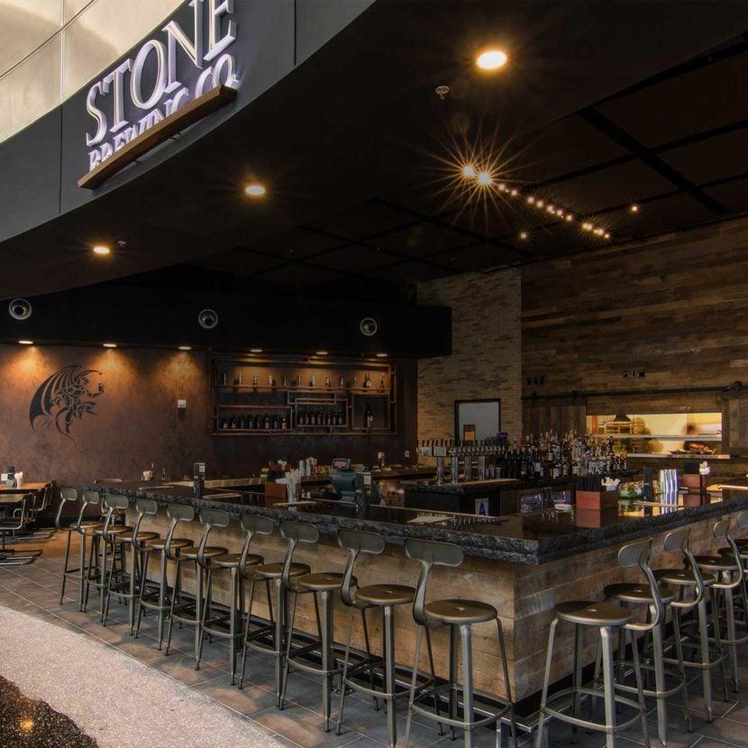 Stone Brewery Restaurant San Diego