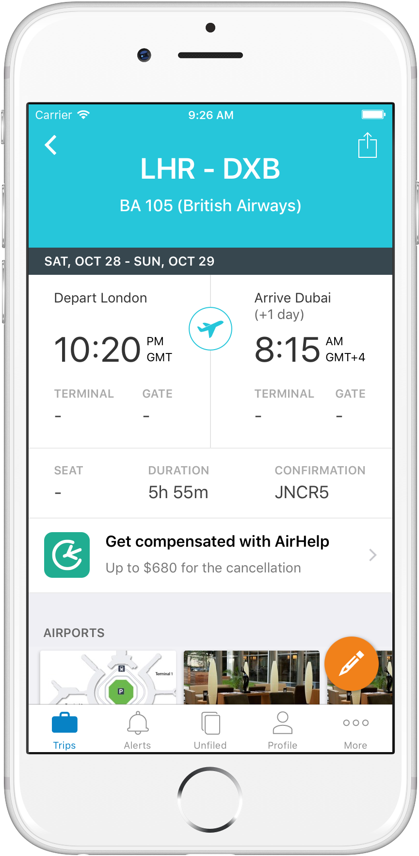 tripit the travelers agent case study Tripit offers a convenient way to centralize and monitor all of your flight information.
