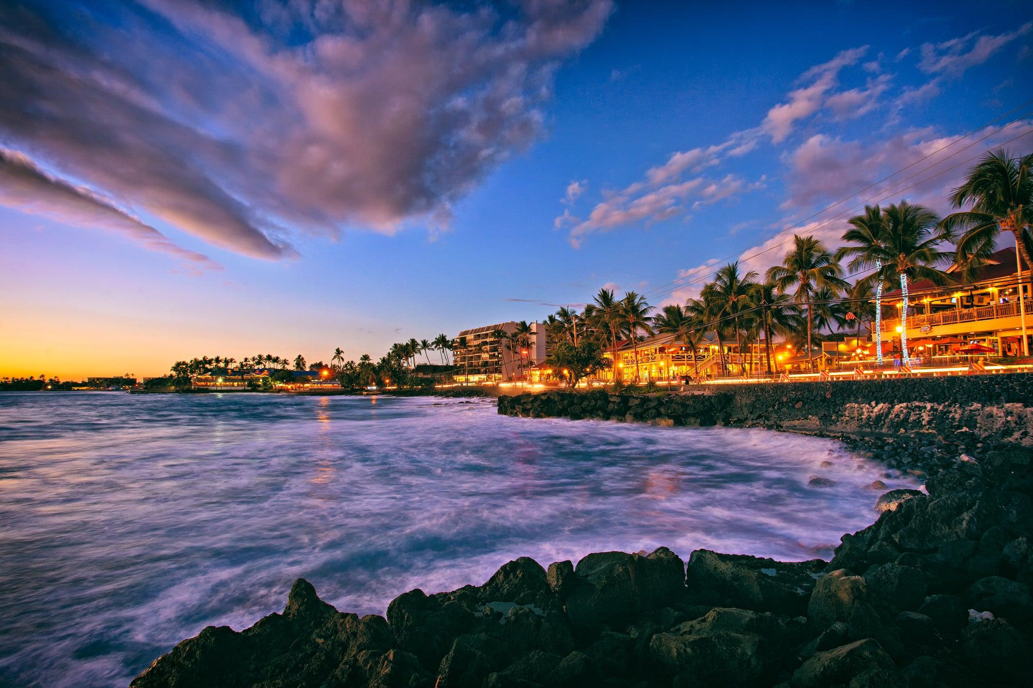 Kailua Hawaii Big Island