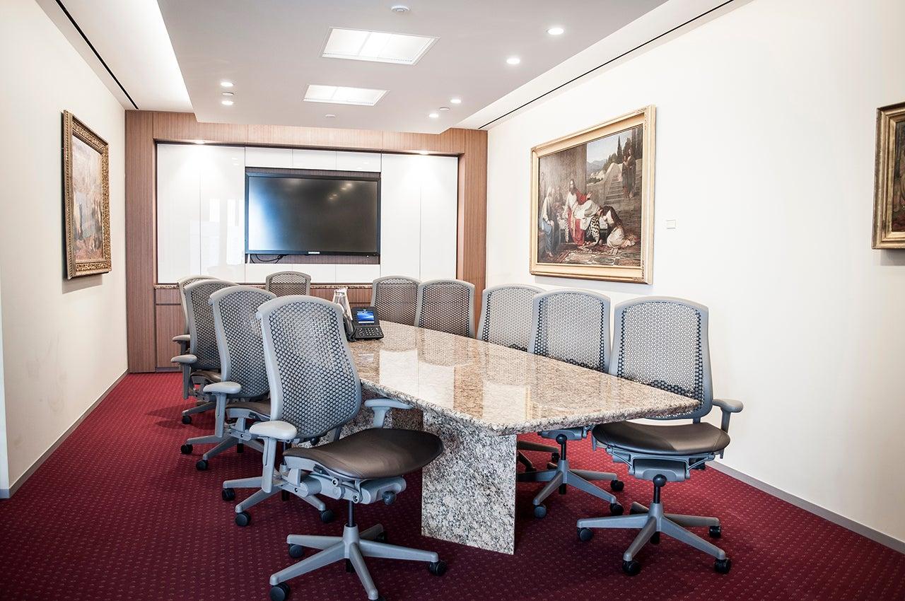 Wework Rent Conference Room