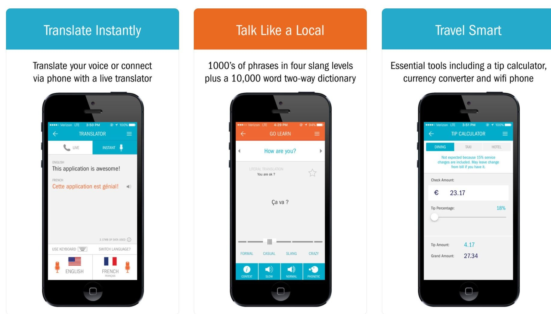 english to spanish iphone app review