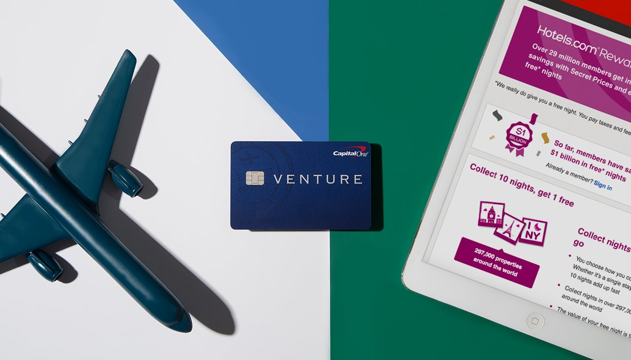The best hotel credit cards of 2018 the points guy capital one venture rewards credit card reheart Choice Image