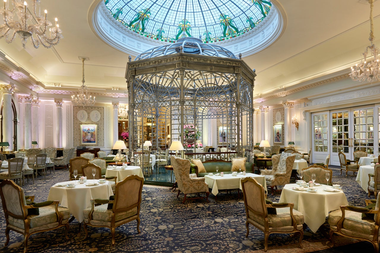 The Savoy In London An Amex Fhr Property Photo Courtesy