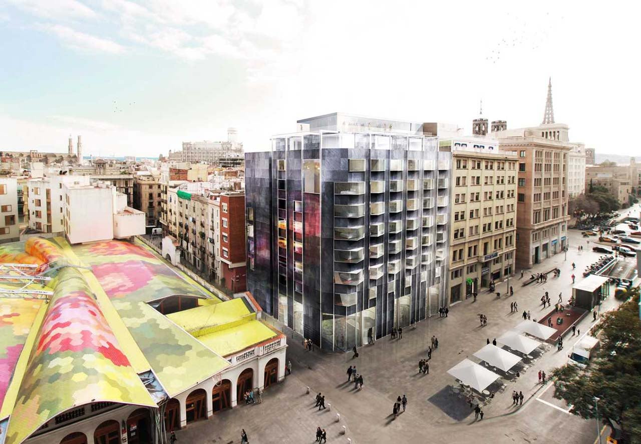 8 luxury points hotels opening in 2018 we can 39 t wait to visit for Hotel gracia barcelona