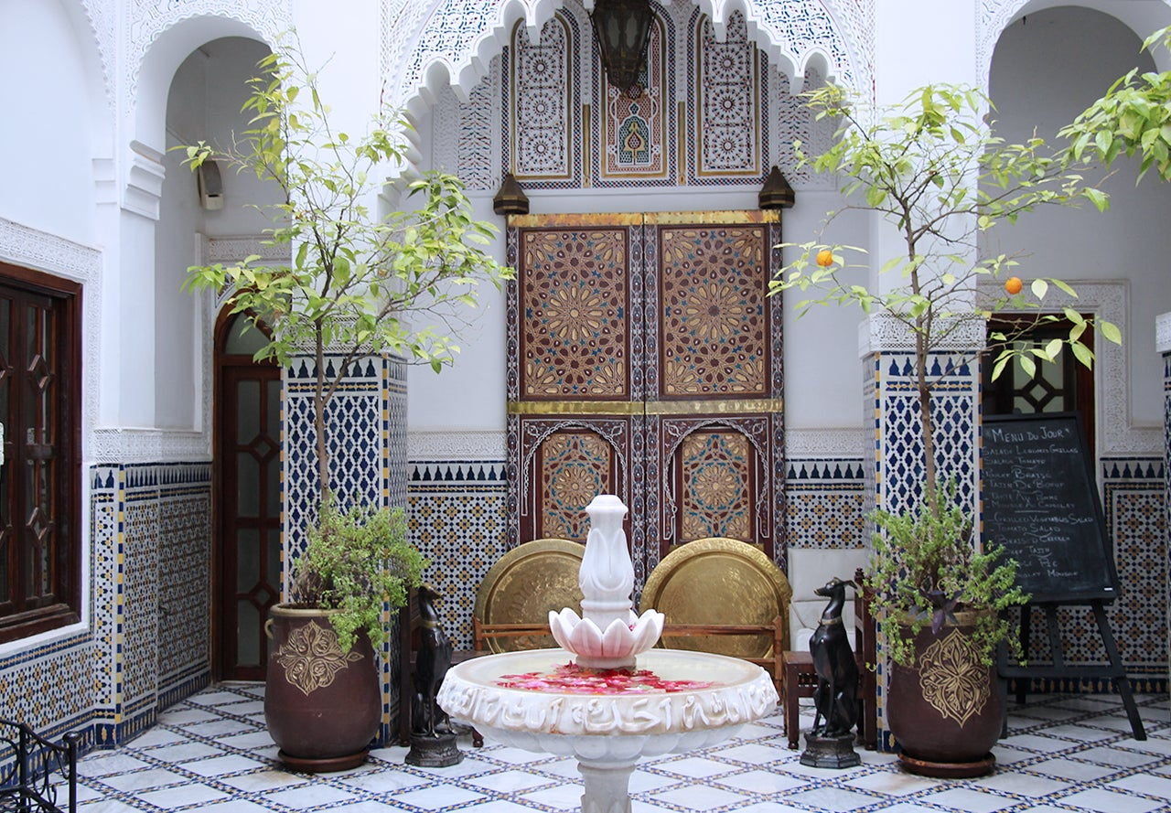 trip spiration a feast for the senses in marrakech morocco. Black Bedroom Furniture Sets. Home Design Ideas