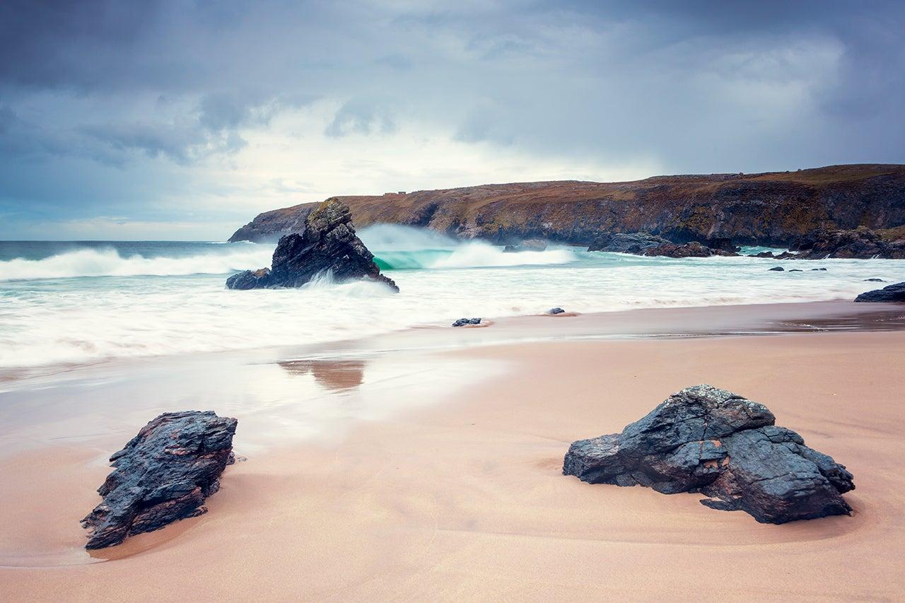 Durness Beach Sango Bay Scotland Photo By Spreephoto De Getty