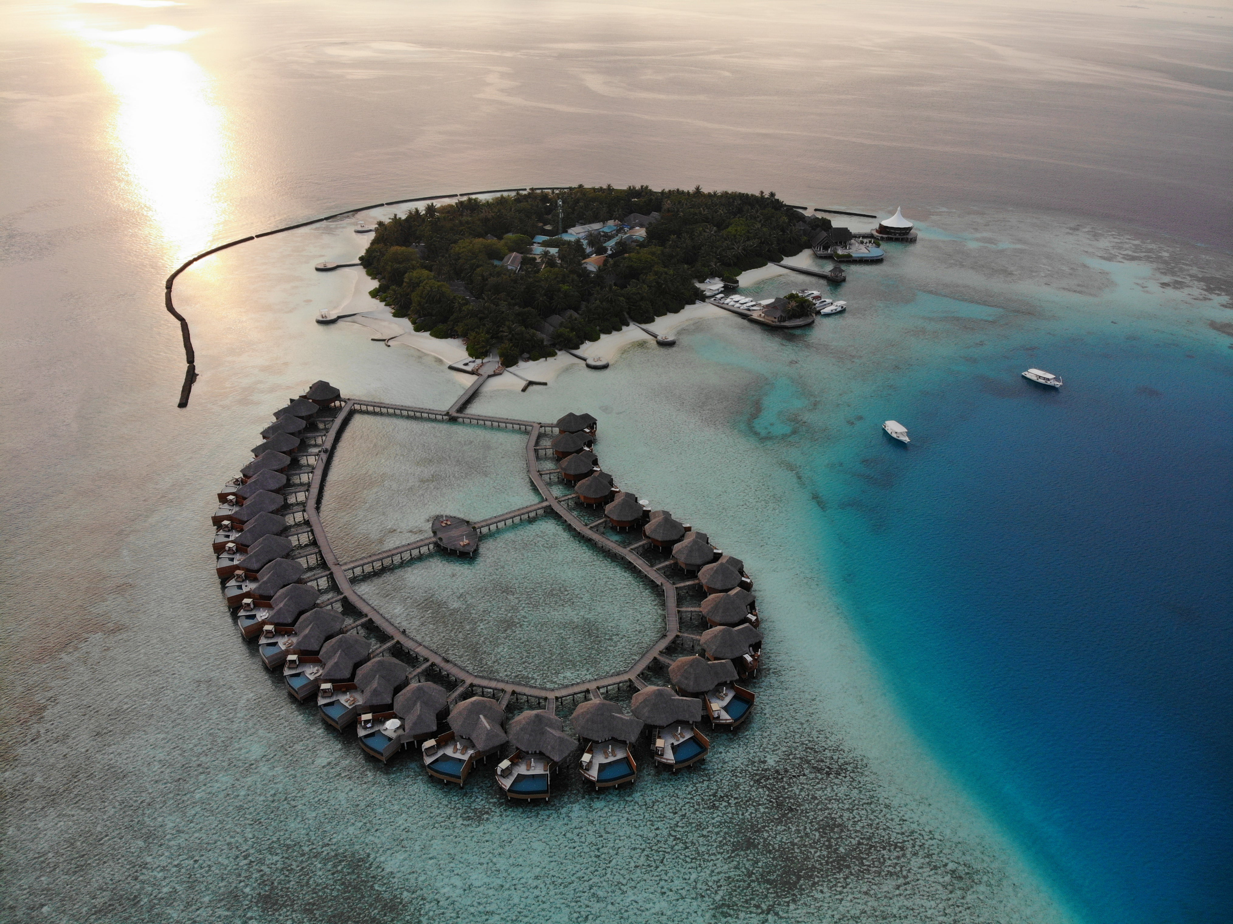 Hotel Review The Baros Resort In The Maldives
