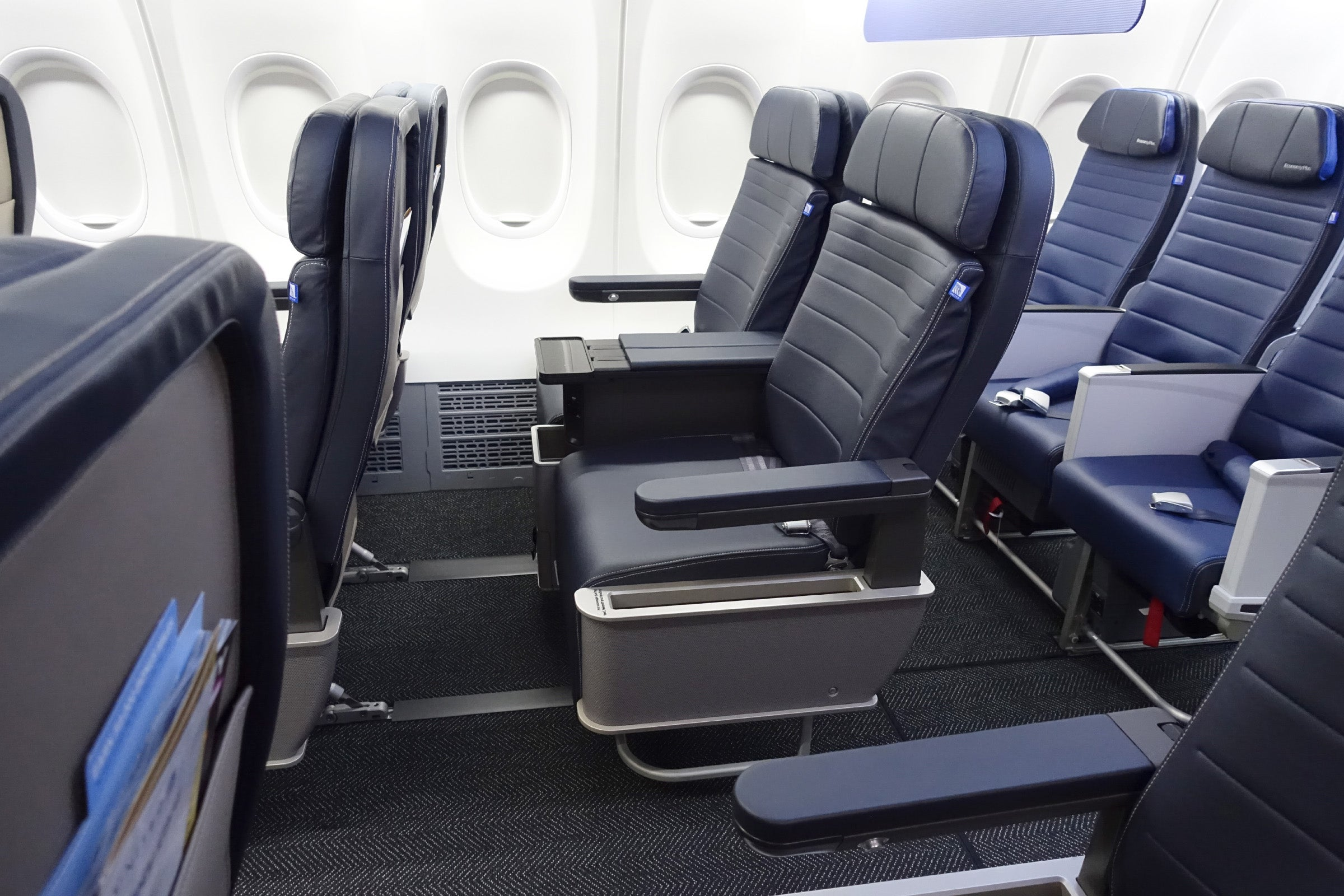 United Airlines Pilots Will Soon Get Confirmed Seats In First Class