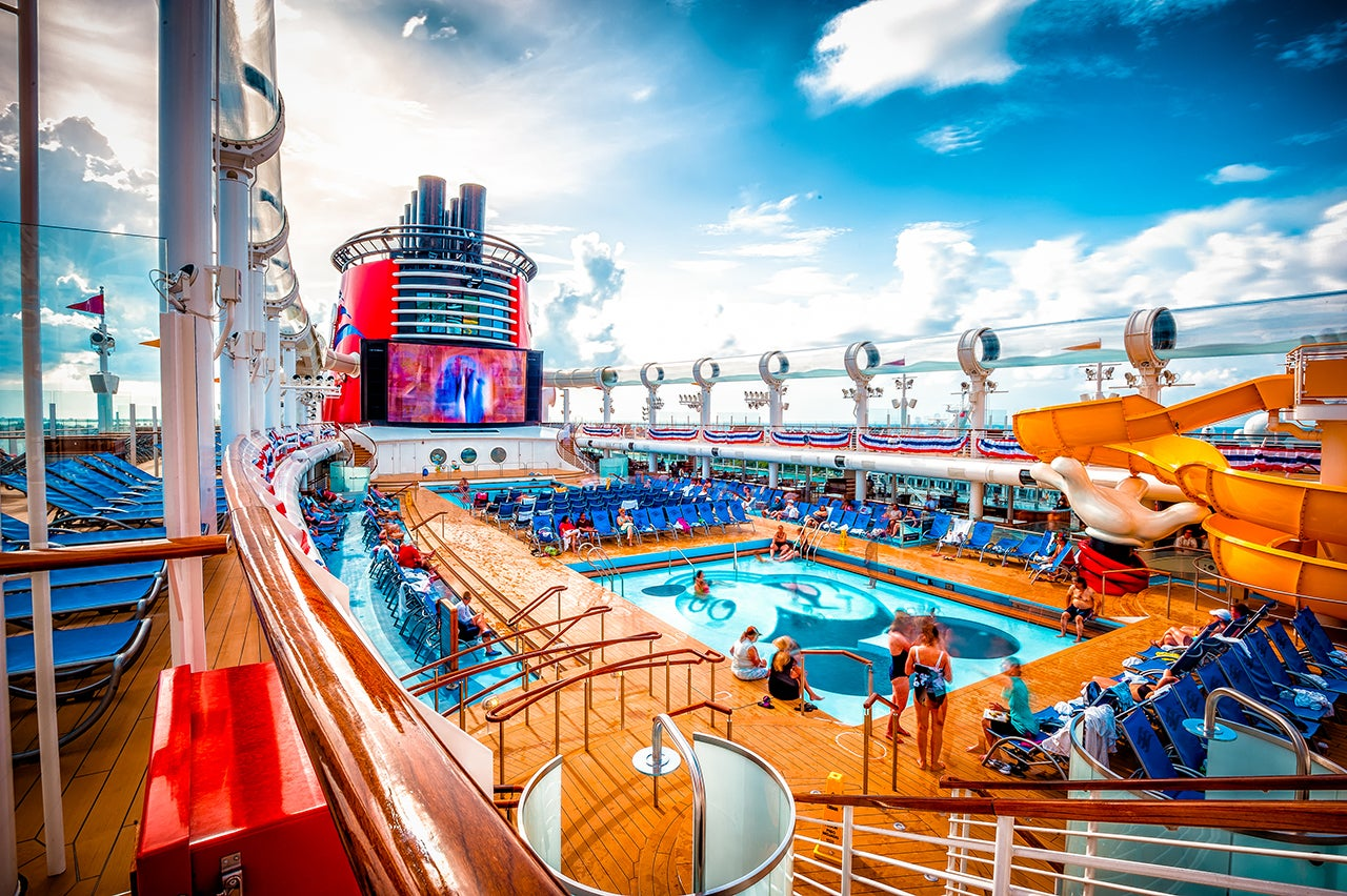 Perfect For Kids: Phaedra Parks' Review Of A Disney Cruise