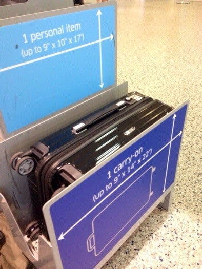 Review Of The Rimowa Carry On