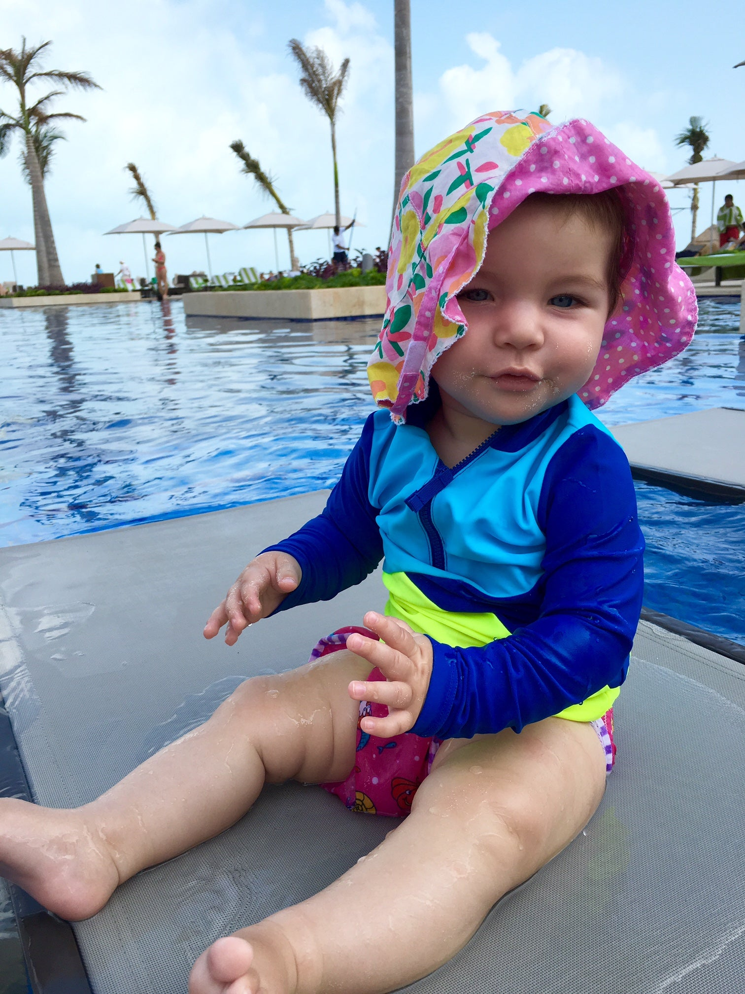 8 Truths of Traveling with an 8 Month Old – The Points Guy
