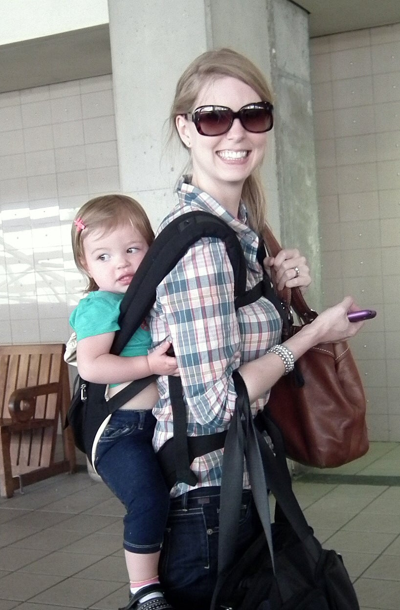 Toddler Travel Tips Part 2: Navigating the Airport – The Points Guy