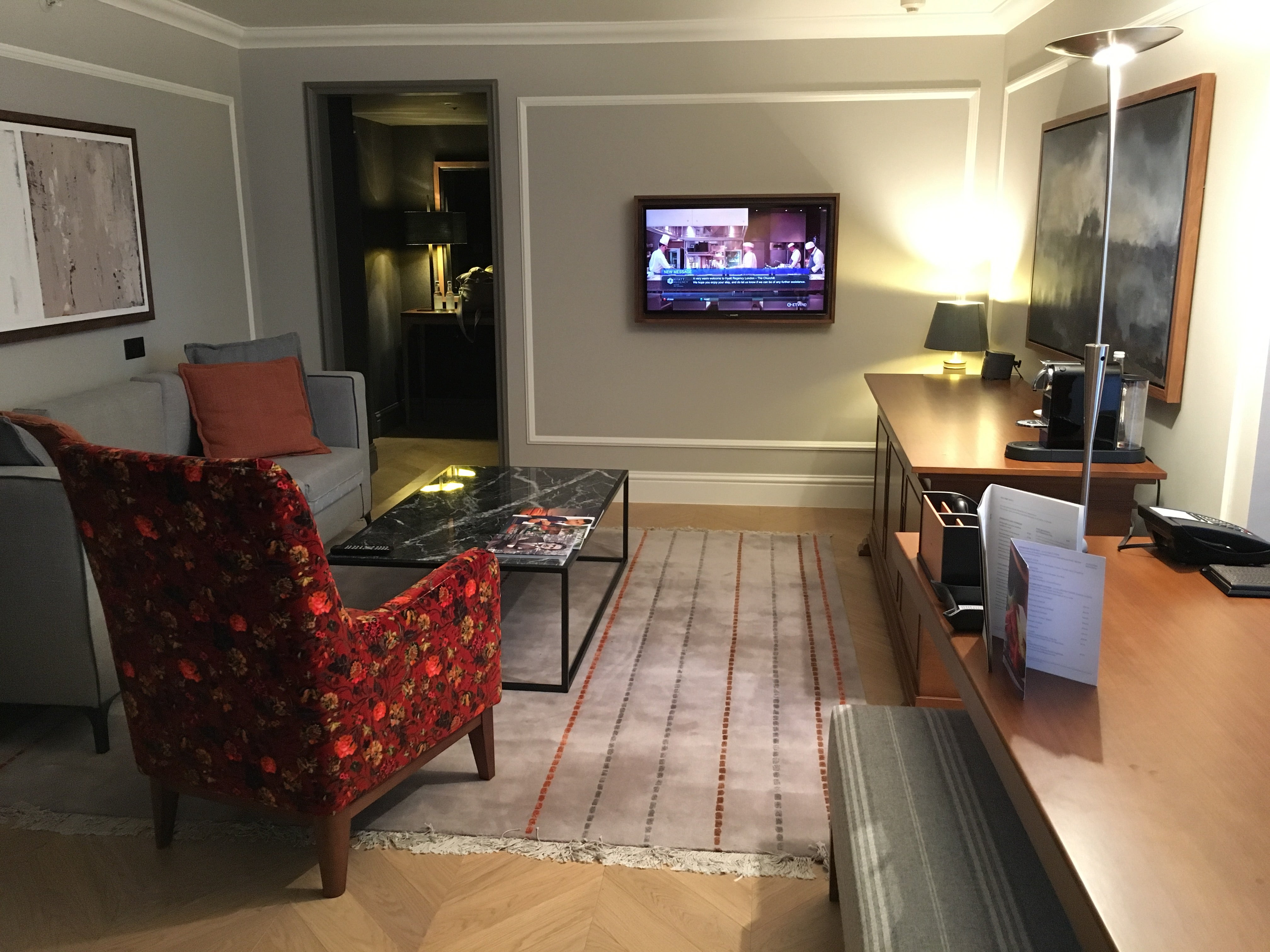 Churchill Living Room Suite