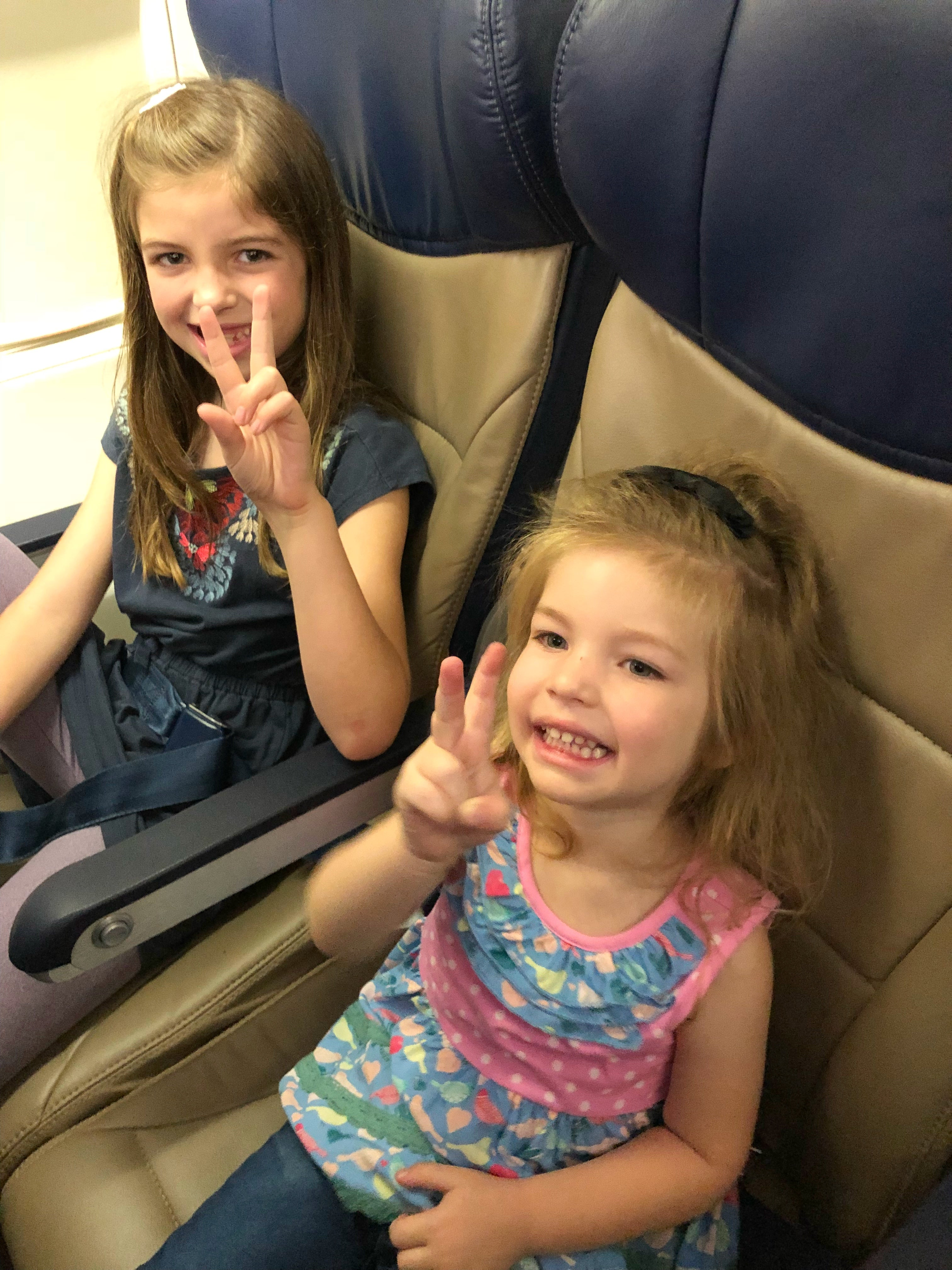 Flying Southwest Airlines With A Family Three Ways We Were Surprised The Points Guy