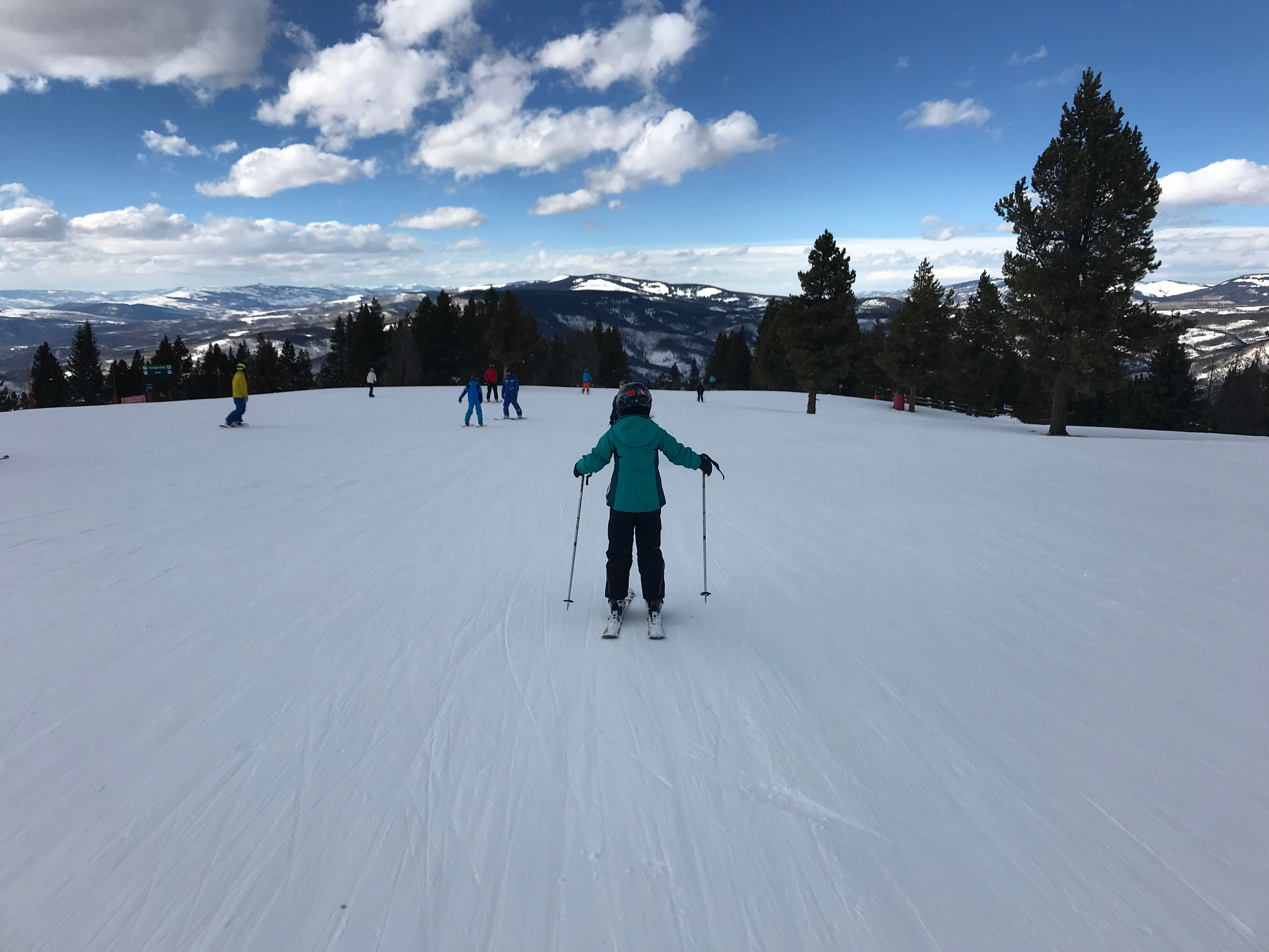 review of the new doubletree vail hilton hotel by a colorado skier